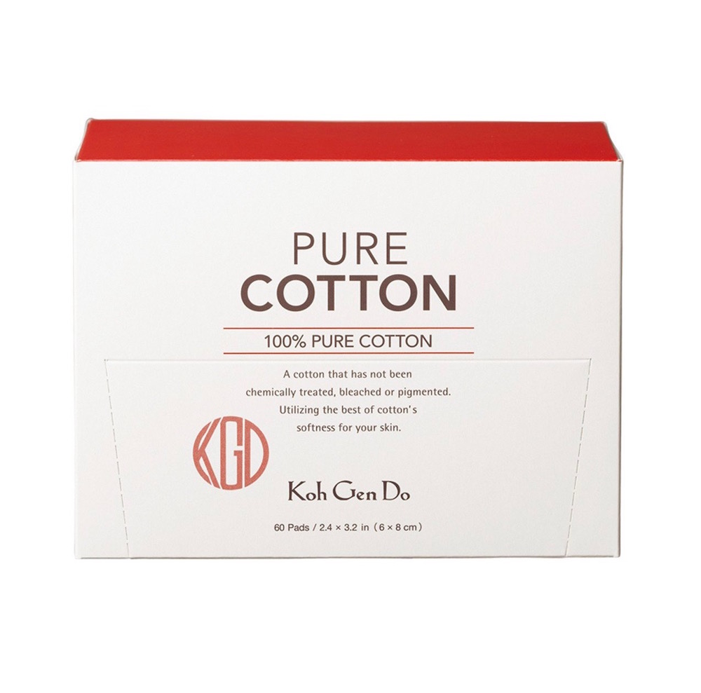 Replace Your Cotton Balls With Pads  5 Makeup Removal Hacks for When You Struggs to Func Koh Gen Do Pure Cotton