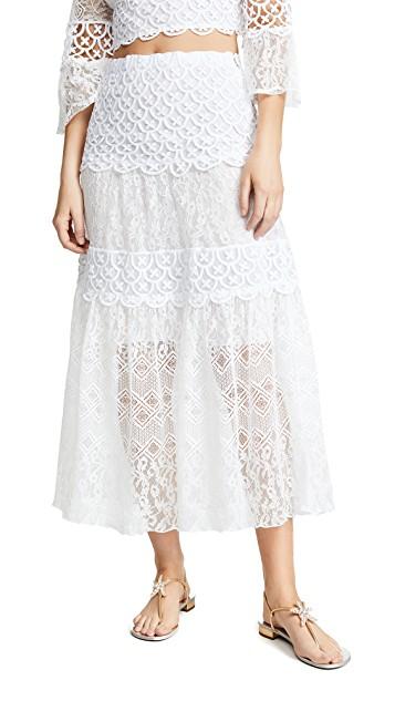 Temptation Positano  27 Midi Skirts You Need in Your Closet ASAP Temptation Positano Cremona