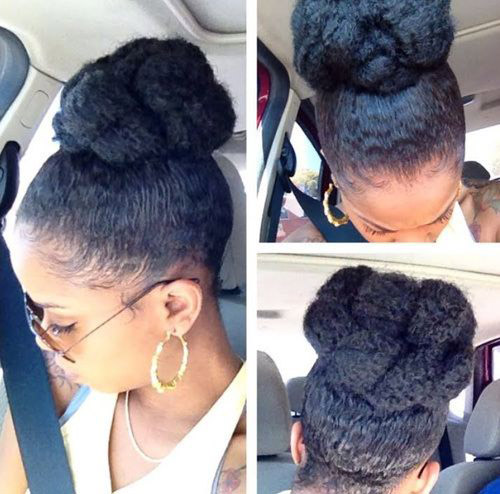 Natural Hairstyles To Inspire Your Next Look Thefashionspot