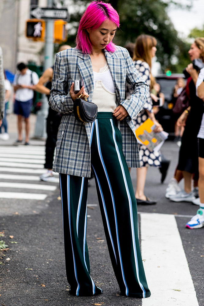 4d0298674 101 Best Street Style Looks From New York Fashion Week Spring 2019