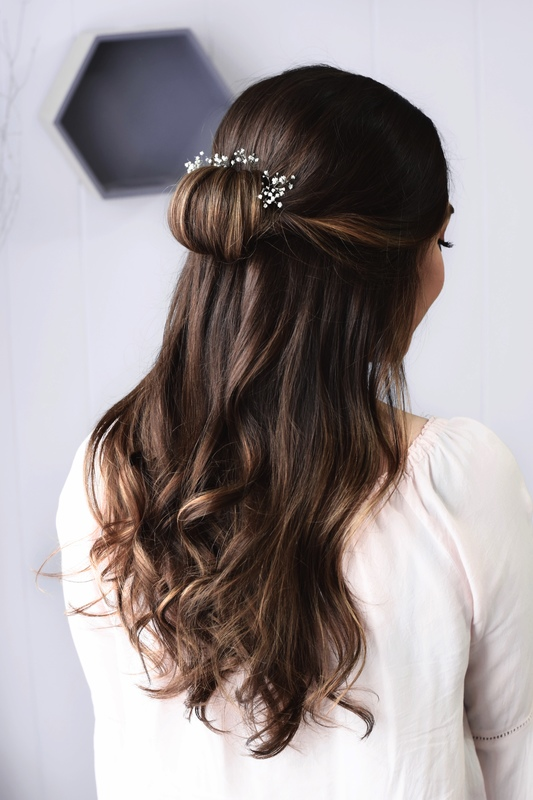 32 Pretty And Easy Prom Hairstyles Thefashionspot
