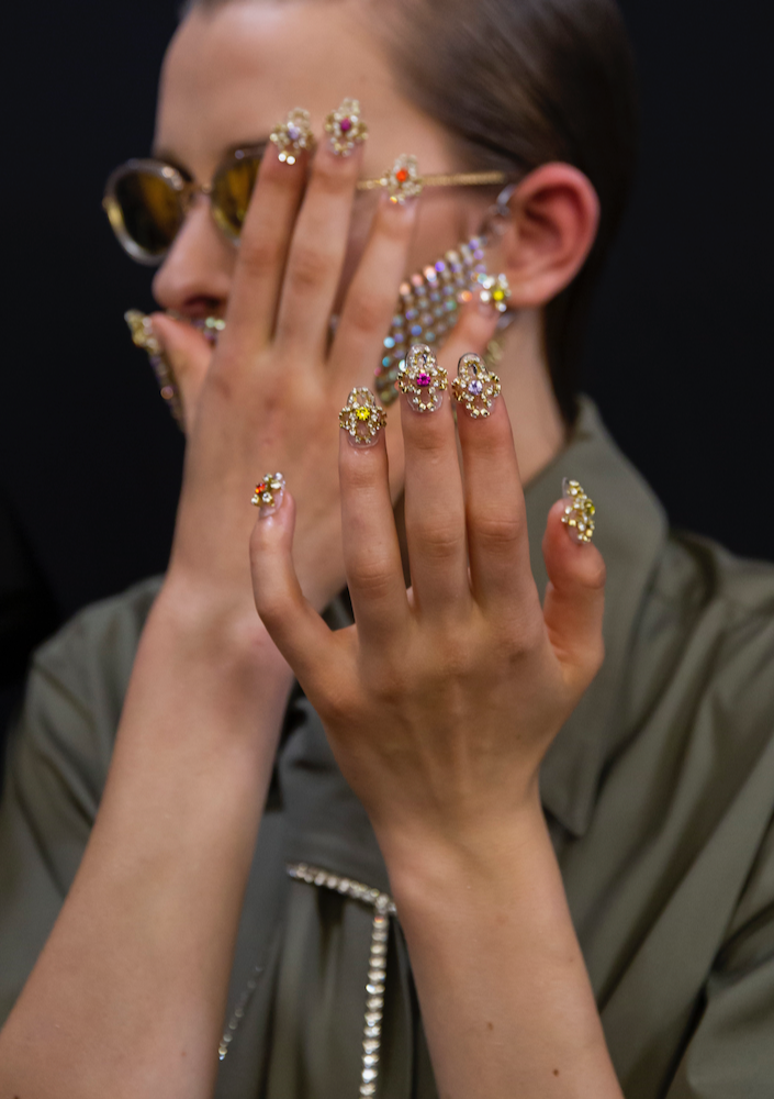 Nail Polish Spring 2020.5 Best Nail Trends From Fashion Month Spring 2020