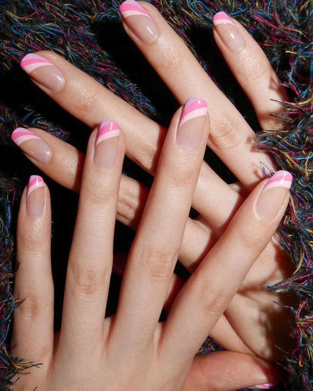 20 Cool Nail Art Designs to Heat Up Summer - 20 Cool Nail Art Designs To Heat Up Summer - TheFashionSpot