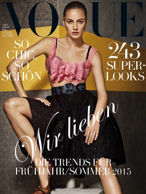 All the January 2014 Magazine Covers We Loved and Hated - theFashionSpot 2225f3bc12