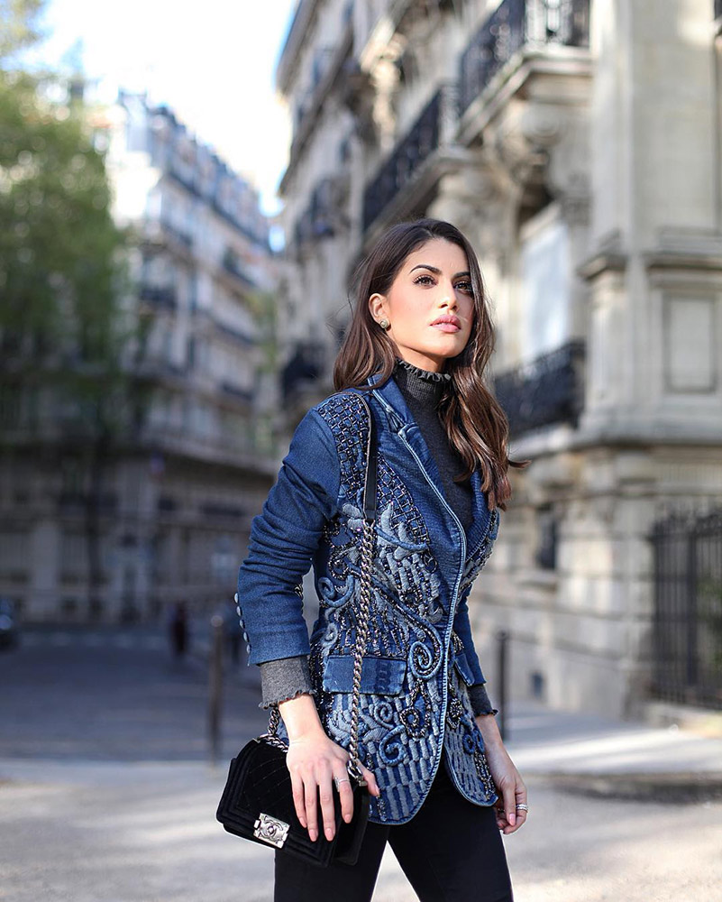 8 Latina Fashion And Beauty Bloggers With The Best Style Thefashionspot
