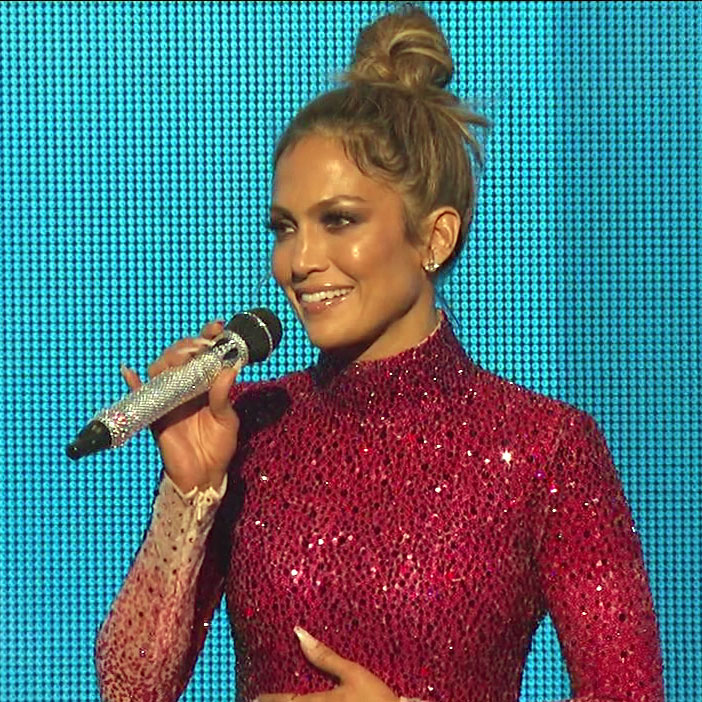 Celebrity Hair Trends: Top Knots on the Red Carpet ...