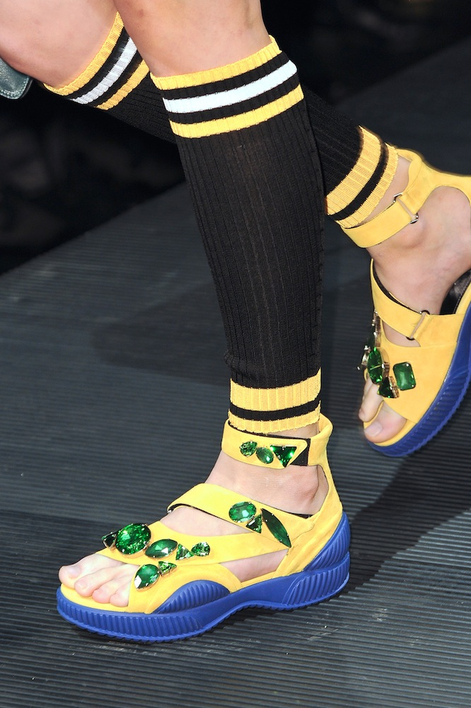 065b25187c010 Spring s Ugly Shoe Phenomenon Sweeps the Runway - theFashionSpot