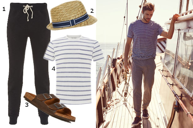 Why We Re Loving Miami Style For Men From Sainsbury S Thefashionspot