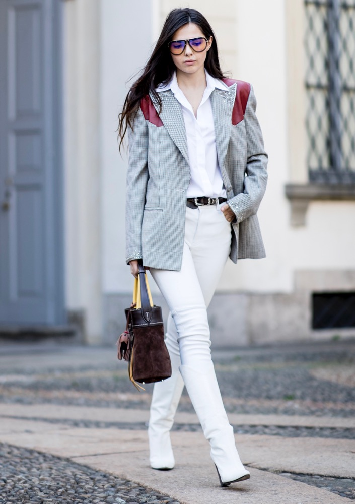 eee990b52c9 30 Street Style Ways to Wear Your Winter Whites - theFashionSpot