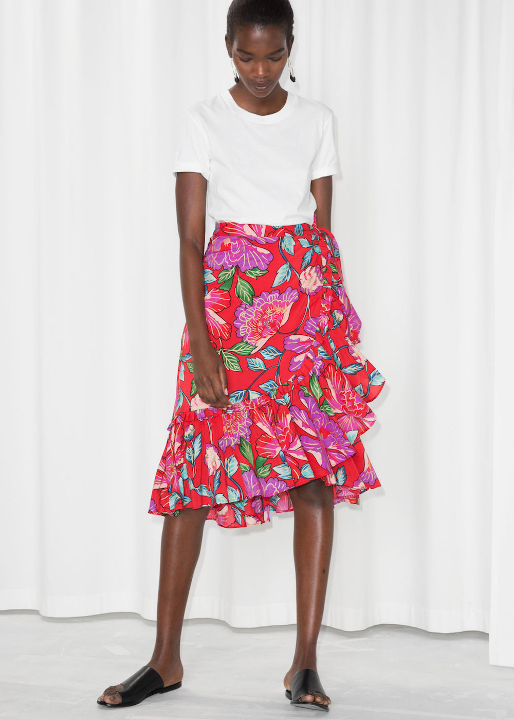90b45316aa 19 Wrap Skirts to Take You From the Beach to the Streets
